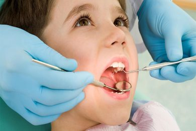 Children Dental Checkup