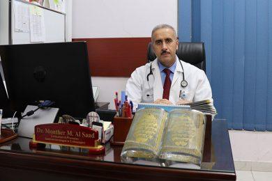 Dr. Monther M. Al Saad